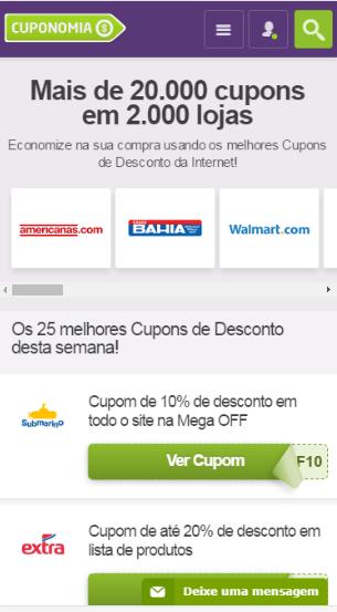 Cuponomia_Celular