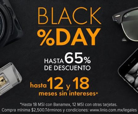 Black Friday Linio