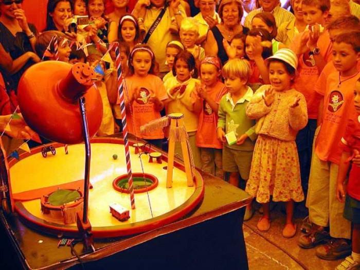 evento gratuito em sp circo de pulga