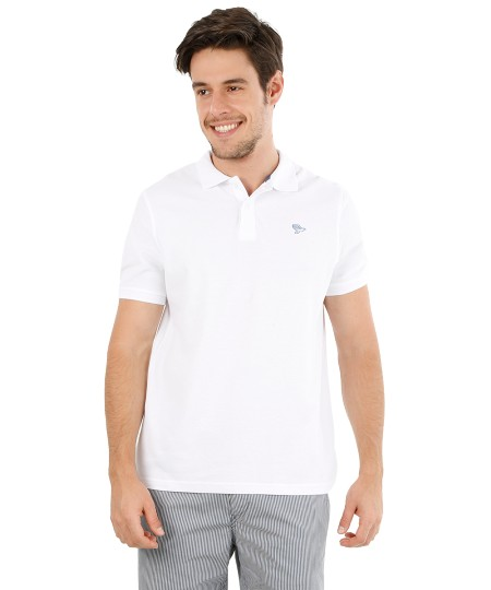 novo outlet C&A - Camisa polo R$ 17,99