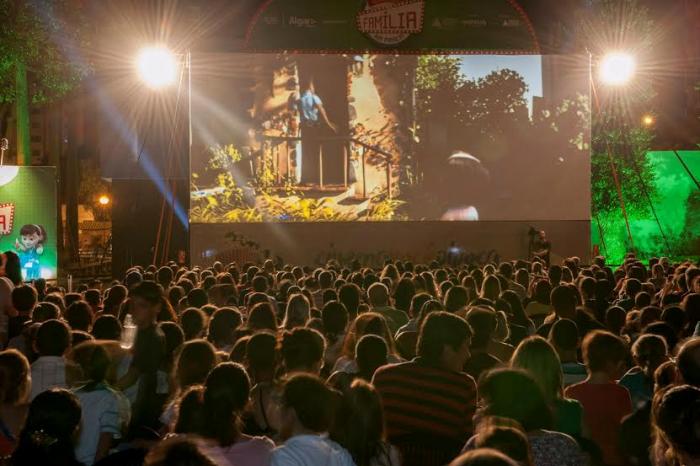 cinema na praça em pinheiros