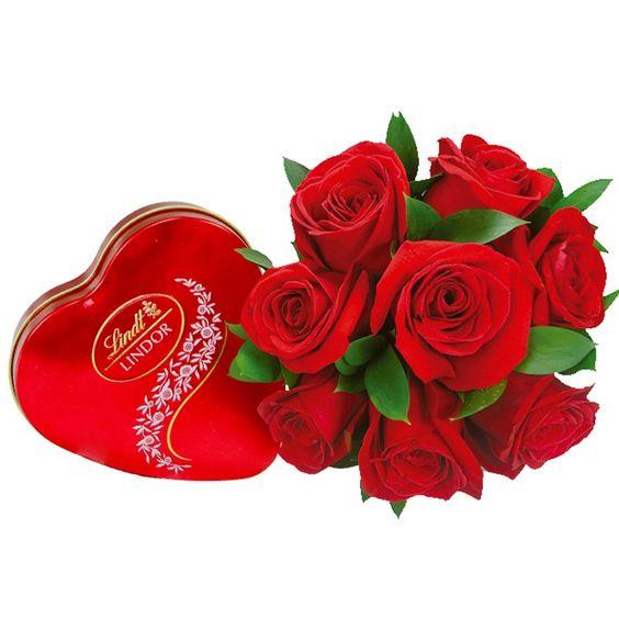 flores online com chocolates