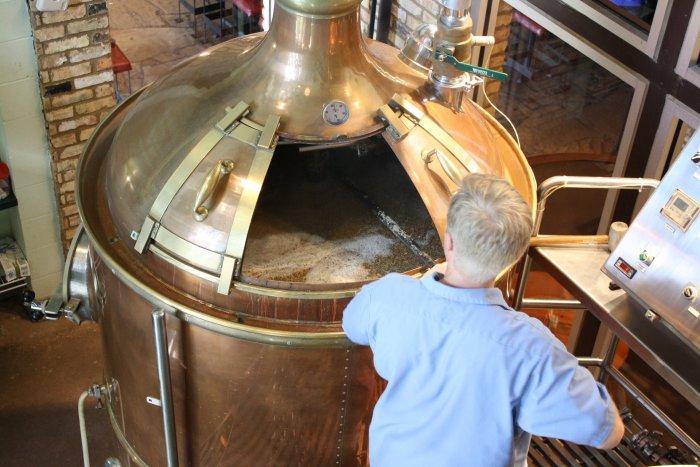 produção cerveja artesanal