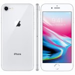 iPhone 8 Apple 64GB Prata