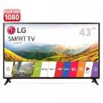 Smart TV LG 43 LED Full HD com Painel IPS