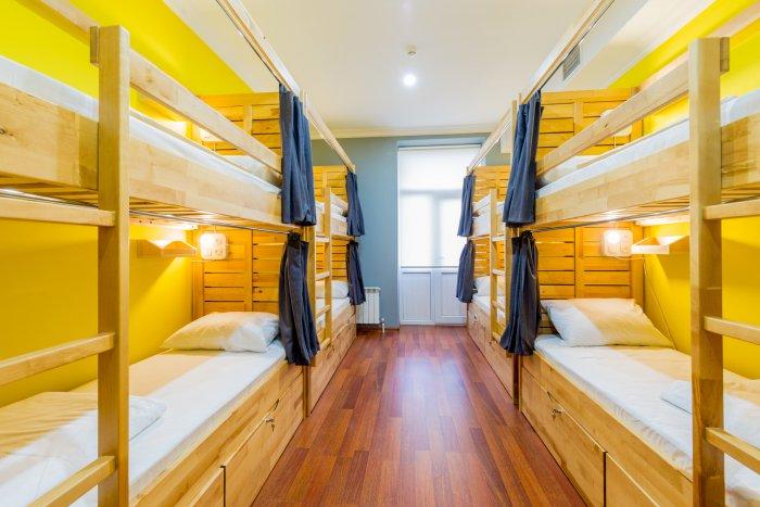 Viajar barato: Hostel com hospedagem de graça