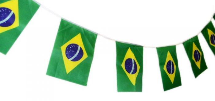 Decoração Copa do Mundo 2018