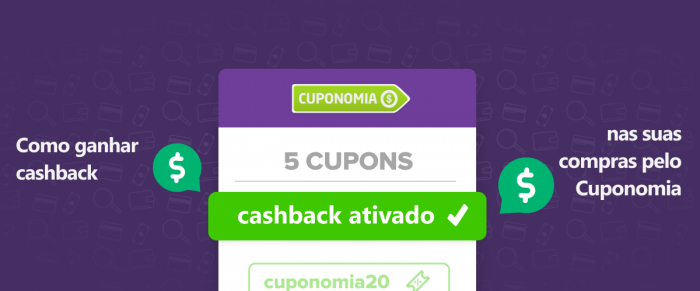Como ganhar cashback