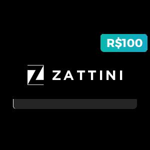 Créditos de R$100 na Zattini