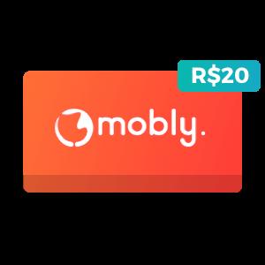 Cartão de R$20 na Mobly