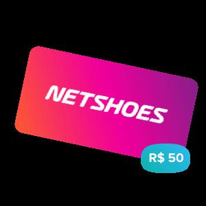 Cartão-Presente da Netshoes