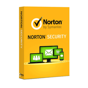 Caixa do Norton Security