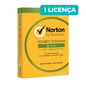 Licença Norton Security Essentials