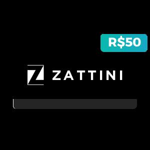 Créditos de R$50 na Zattini
