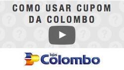 Veja como utilizar cupom de desconto da Colombo