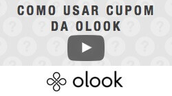 Veja como utilizar cupom de desconto da Olook