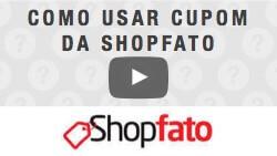 Veja como utilizar cupom de desconto da Shopfato