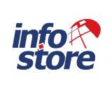 Logo da loja InfoStore