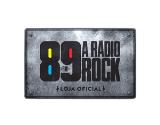 Cupom desconto Loja 89 Rádio Rock